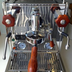 Profitec Pro 500 Wooden Parts Set. Profitec Pro 700 Wooden Coffee Parts