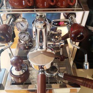 Alex Duetto v3 Handmade Australian Hardwood Coffee Parts