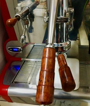 Gruppo Izzo 1 Handmade Hardwood Coffee Parts