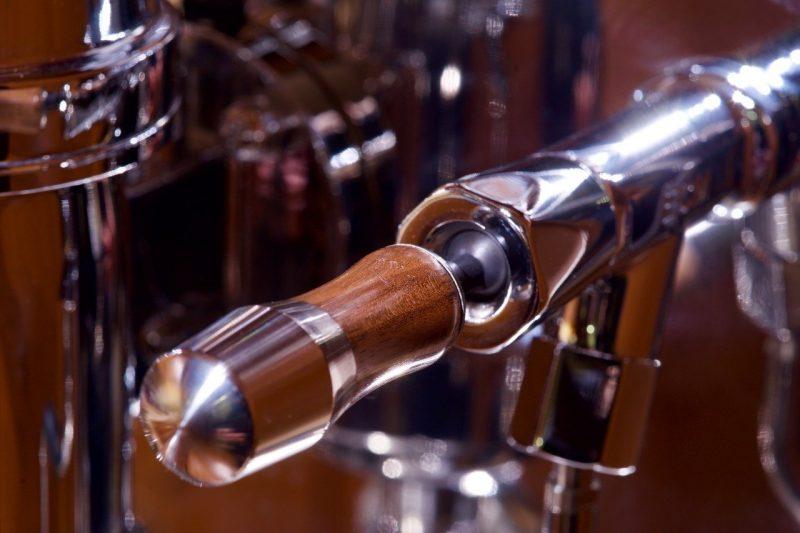 Profitec Pro 800 ECM Walnut Wilcox Handmade Coffee Parts