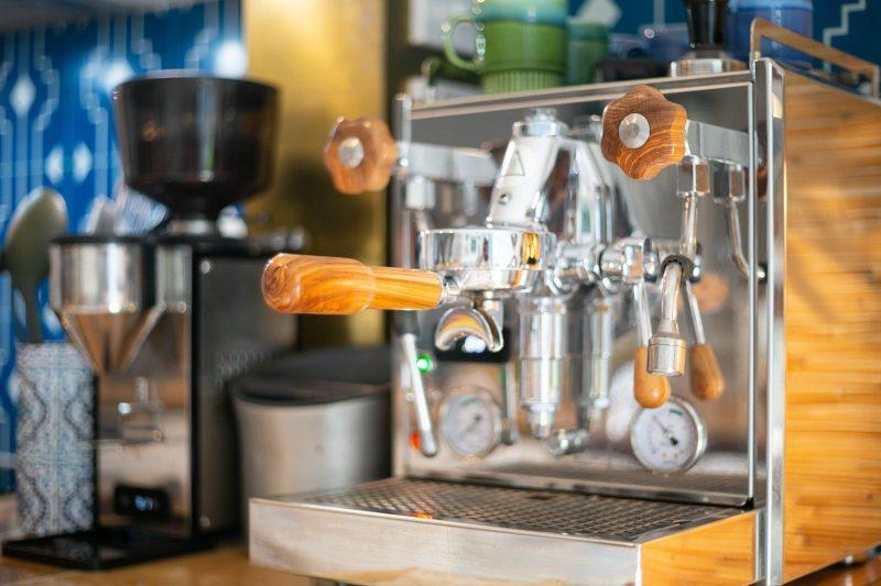 Profitec Pro 700 Wilcox Handmade Custom Olivewood Coffee Parts