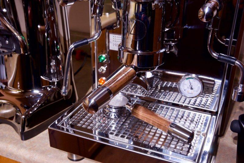Profitec Pro 800 Custom Wilcox Handmade Coffee Parts