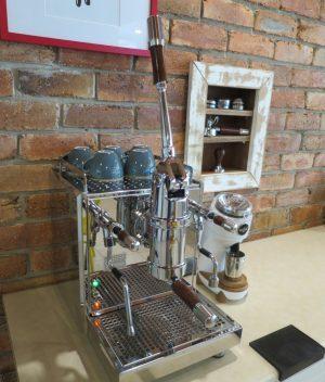 Profitec Pro 800 Wilcox Handmade Australian Jarrah Coffee Parts