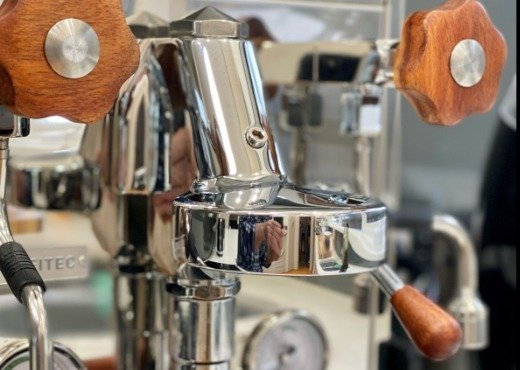 Profitec Pro Custom Tasmanian Blackwood Custom Coffee Parts